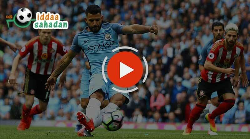 Manchester City Liverpool Özet