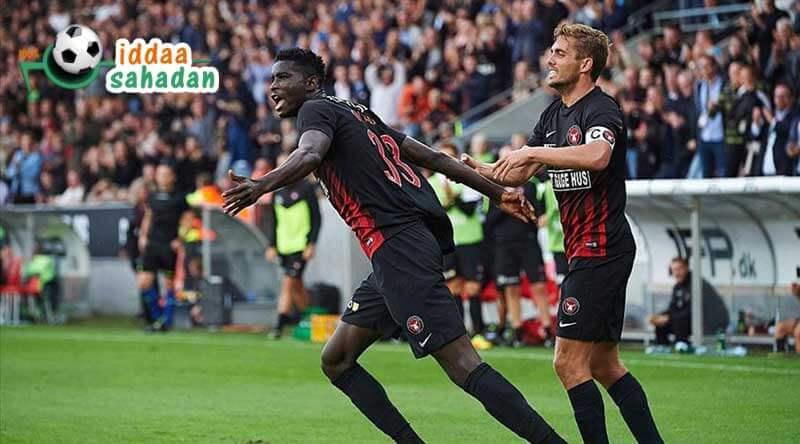 Midtjylland Osmanlıspor iddaa Tahmin
