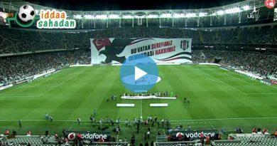 Beşiktaş 3 – 1 Akhisar Geniş Maç Özeti