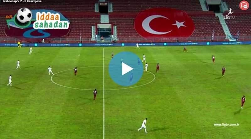 Kasımpaşa Osmanlıspor Maç Özeti
