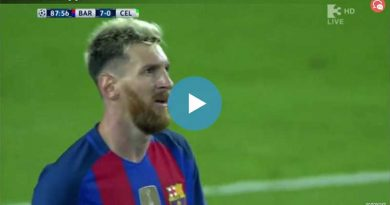 Barcelona 7 – 1 Osasuna Geniş Maç Özeti