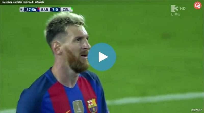 Barcelona Osasuna Maç Özeti