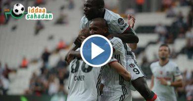 Gençlerbirliği 1 – 1 Beşiktaş Geniş Maç Özeti