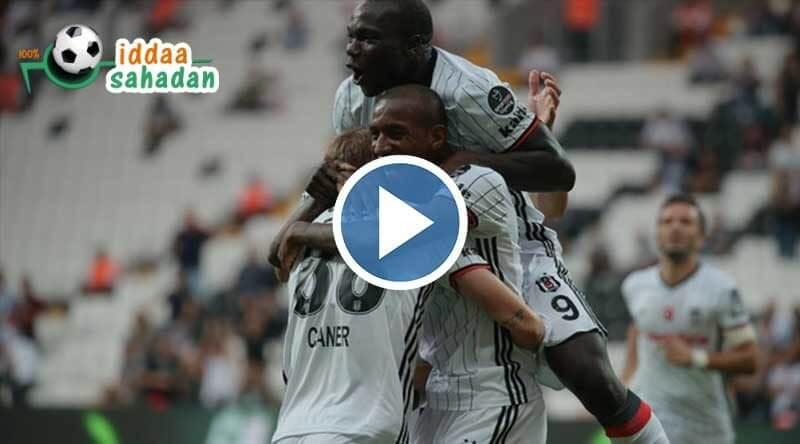 Osmanlıspor Beşiktaş Maç Özeti