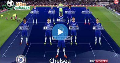Stoke City Chelsea Özet