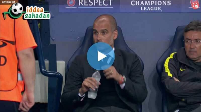 Manchester City Mönchengladbach Maçı Özeti