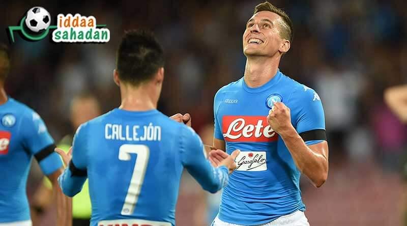Sampdoria - Napoli iddaa Tahmin