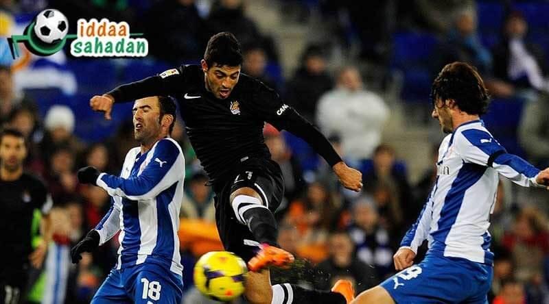Real Sociedad Espanyol iddaa Tahmin