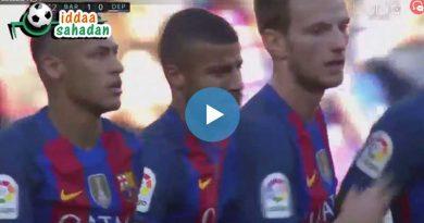 Eibar 0 – 4 Barcelona Geniş Maç Özeti
