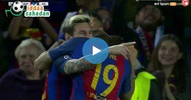 Atletico Madrid 1 – 2 Barcelona Geniş Maç Özeti