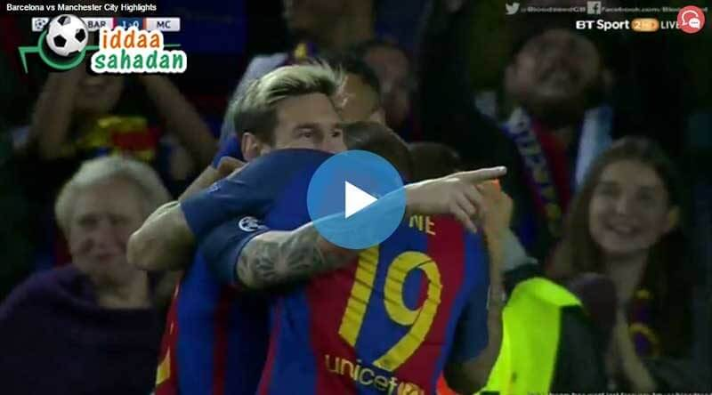 Real Sociedad Barcelona Özet