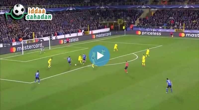 Porto Leicester City Maç Özeti