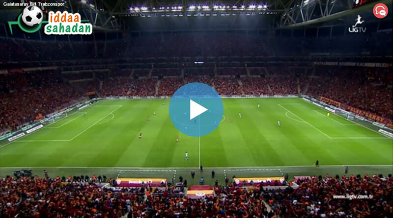 Galatasaray 0 - 0 Fenerbahçe Maç Özeti