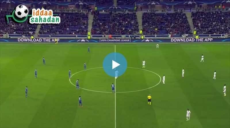 Roma Lyon Maç Özeti