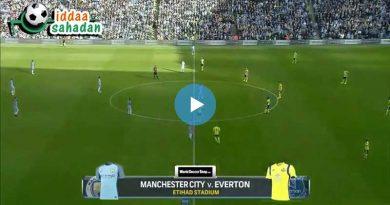 Manchester City 2 – 2 Tottenham Geniş Maç Özeti