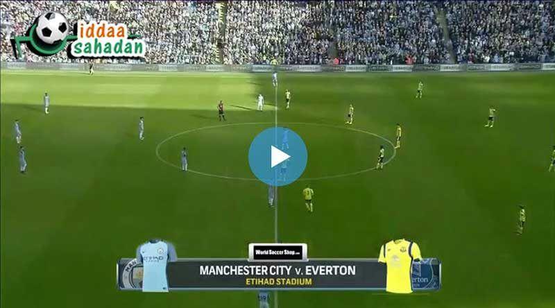 Manchester City Tottenham Maç Özeti