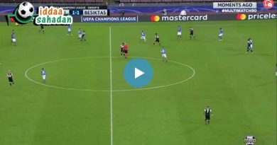 Napoli 2 – 3 Beşiktaş Geniş Maç Özeti