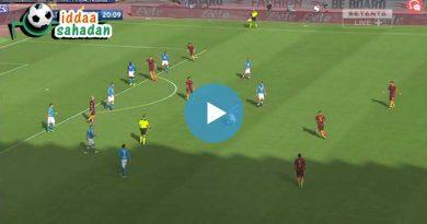 Palermo 0 – 3 Roma Geniş Maç Özeti