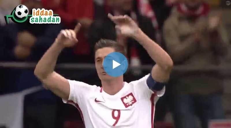 Karadag 1 – 2 Polonya Geniş Maç Özeti