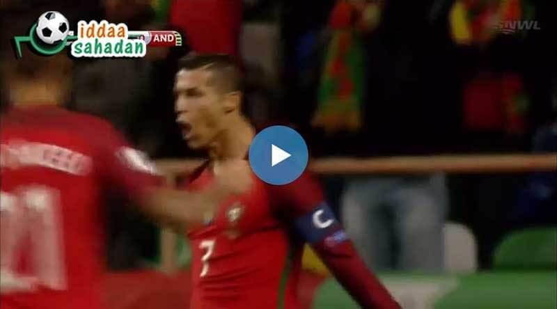 Yeni Zelanda Portekiz Maç Özeti