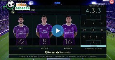 Real Betis 1 – 6 Real Madrid Geniş Maç Özeti