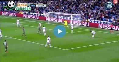 Real Sociedad Real Madrid Özet