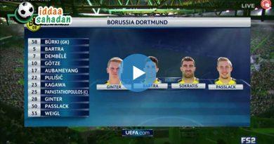 Dortmund 4 – 3 Werder Bremen Maç Özeti