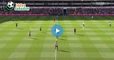 Manchester United 1 – 1 Swansea Geniş Maç Özeti