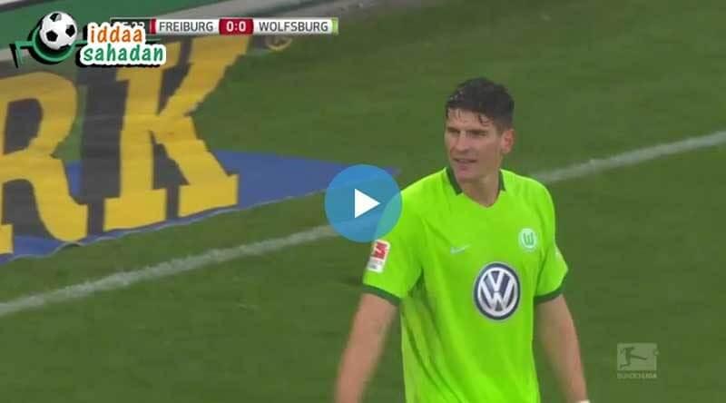 Hannover Wolfsburg Özet izle