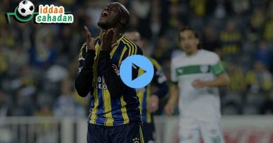 Fenerbahçe 1 – 1 Trabzonspor Geniş Maç Özeti