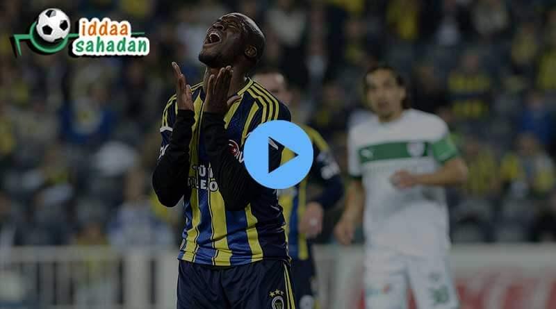 Adanaspor 1 - 3 Fenerbahçe