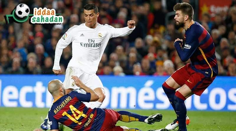 Real Madrid Barcelona Maç Özeti