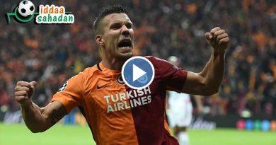 Rizespor 1 – 1 Galatasaray Geniş Maç Özeti