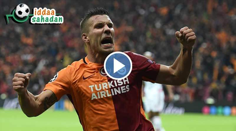 Alanyaspor 2 - 3 Galatasaray Maç Özeti