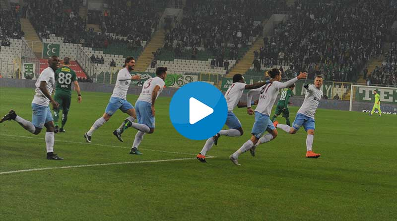 Trabzonspor Konyaspor Özet