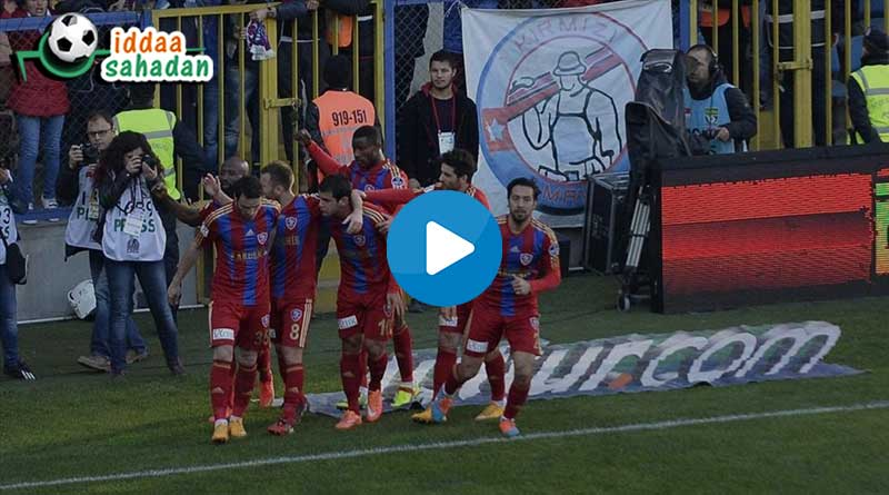 Karabükspor Adanaspor Maç Özeti