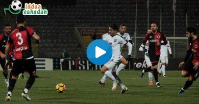 Gençlerbirliği 2 – 1 Kayserispor Geniş Maç Özeti