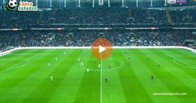 Beşiktaş 3 – 2 Adanaspor Geniş Maç Özeti