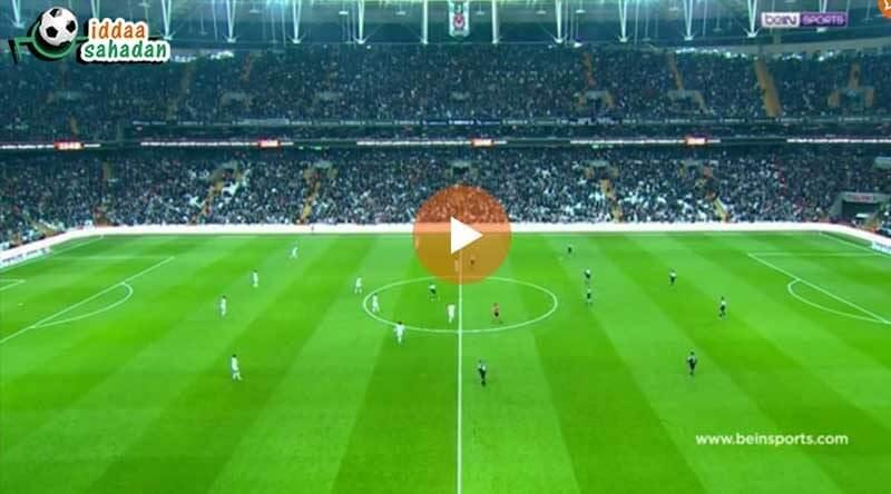 Beşiktaş Leipzig Özet