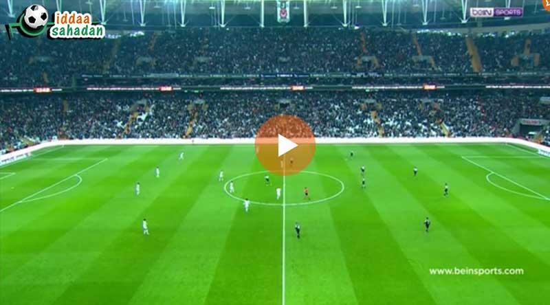 Beşiktaş Adanaspor Maç Özeti