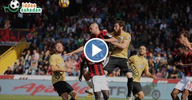 Adanaspor 2 – 5 Antalyaspor Geniş Maç Özeti