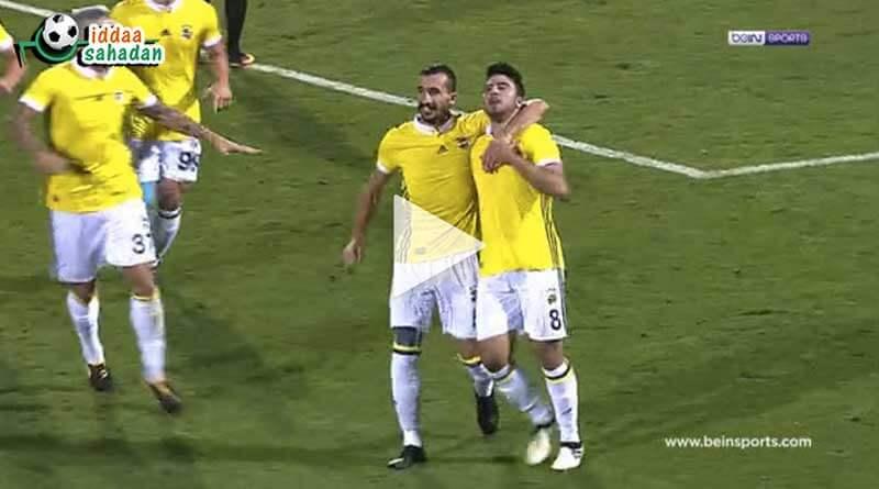 Alanyaspor Fenerbahçe Özet