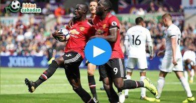 Manchester United Everton Özet