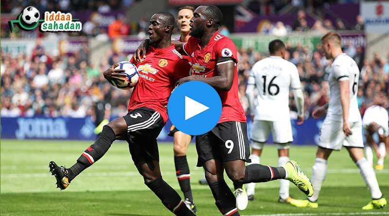 Manchester United Burnley Özet izle