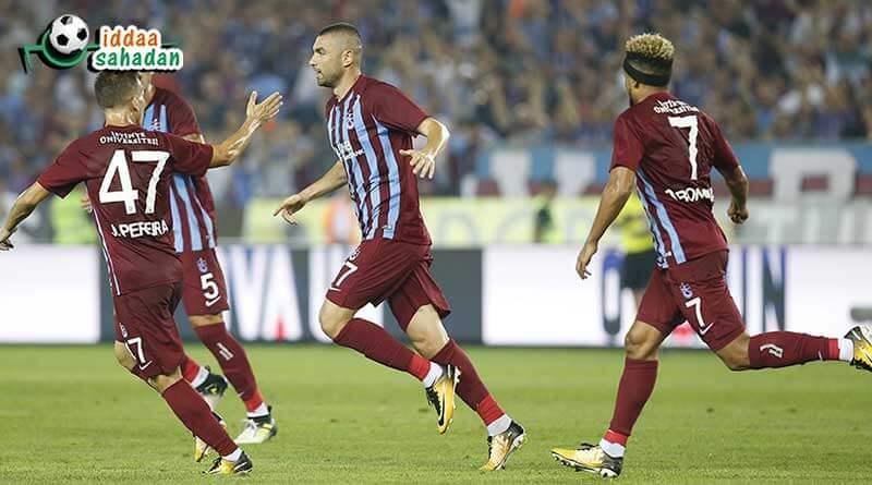 Bursaspor – Trabzonspor Maç Tahmini