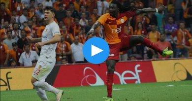 Bursaspor Galatasaray Özet