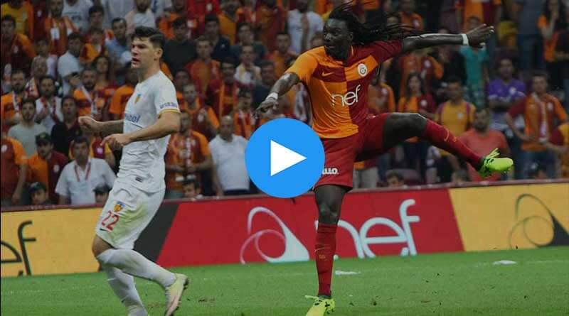 Yeni Malatyaspor Galatasaray Maç Özeti
