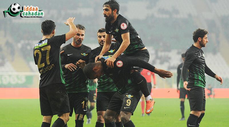 Akhisar Belediye - Bursaspor Maç tahmini