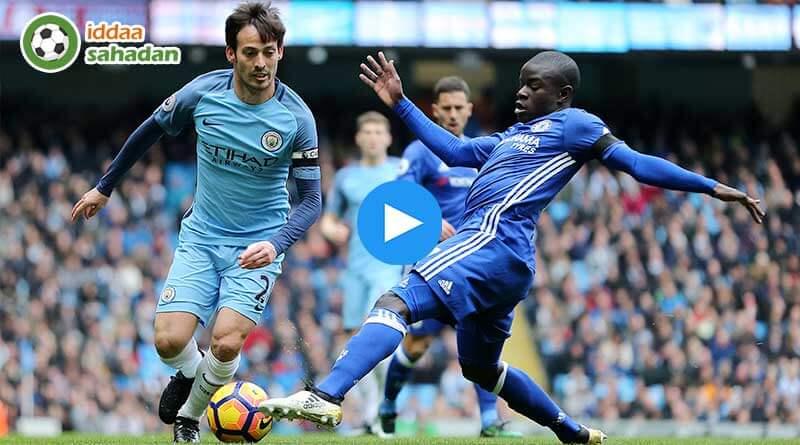 Chelsea Manchester City Özet