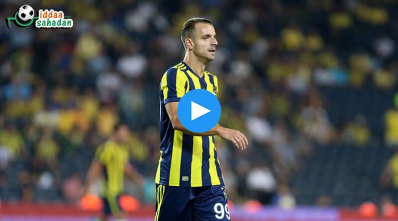 Giresunspor Fenerbahçe Özet